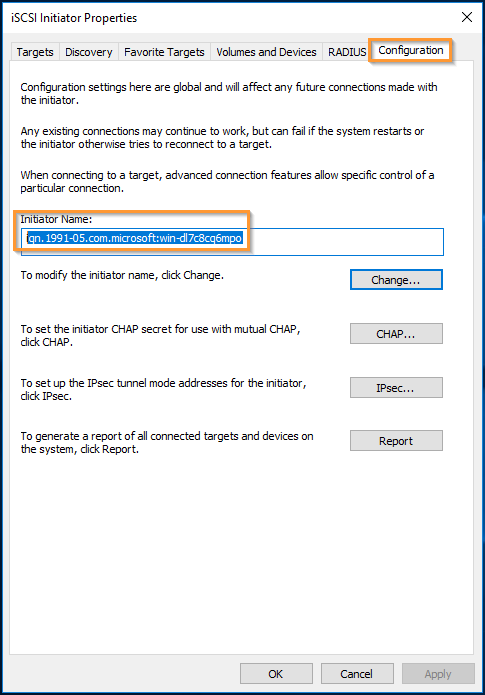How To enable iSCSI, MPIO and set up multiple iSCSI sessions